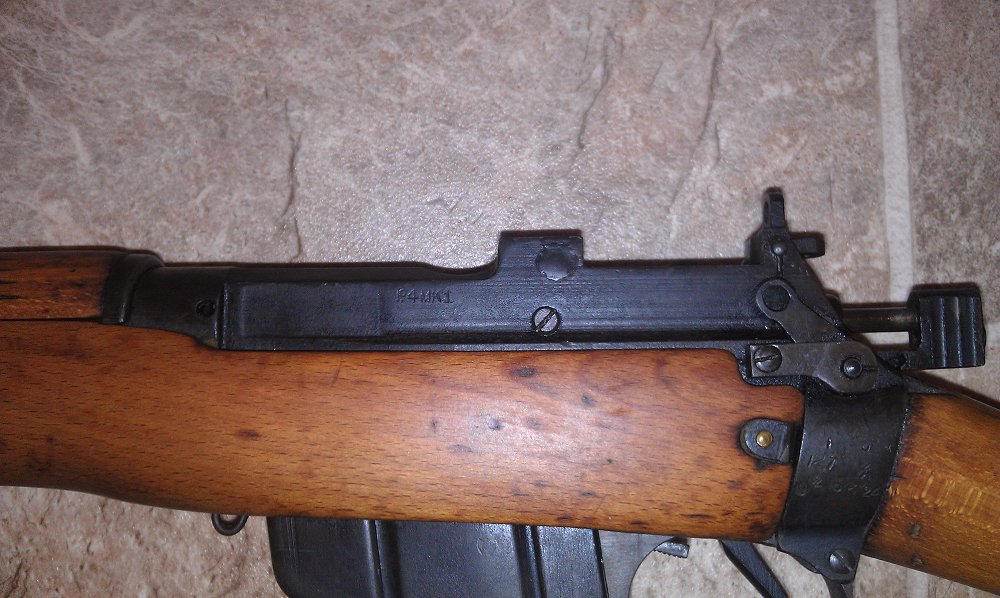 Manufacture date from serial number - Enfield-Rifles.com