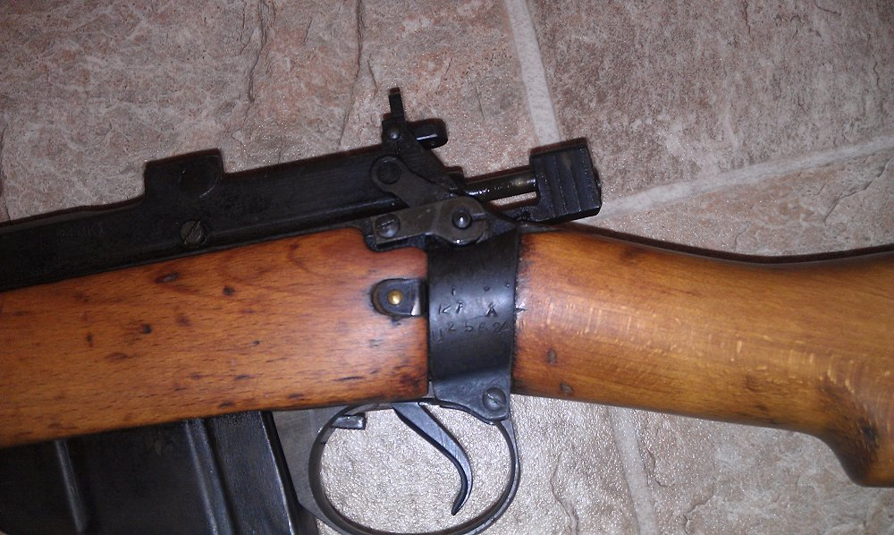 Manufacture date from serial number - Enfield-Rifles com