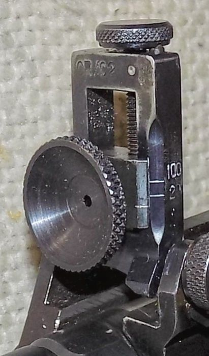 What rear micrometer sight is this? - Enfield-Rifles com