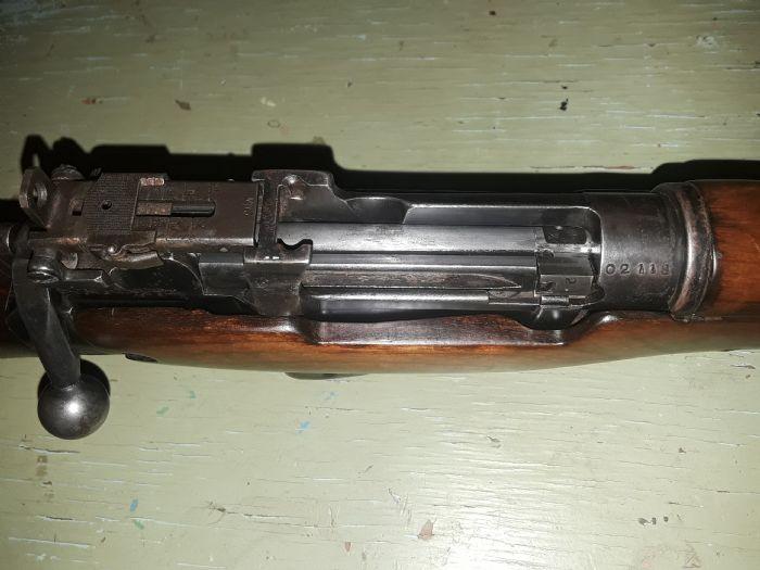 No4 Mk1* identification help - Enfield-Rifles com