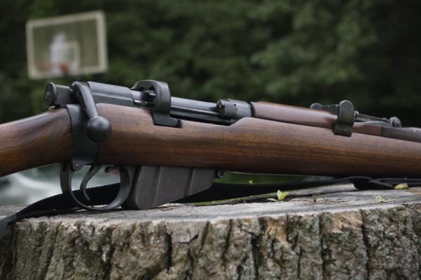 No1 Mk3 Bolthead - Enfield-Rifles com